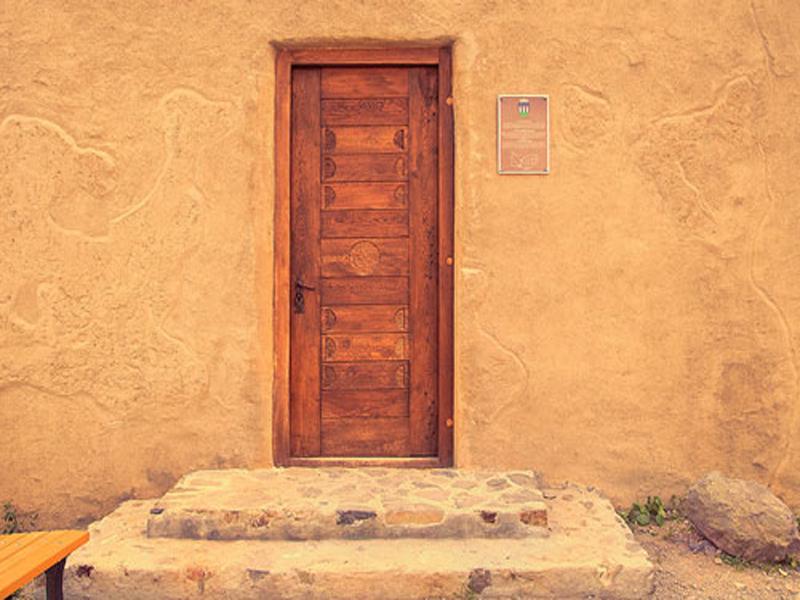 Rock Doors